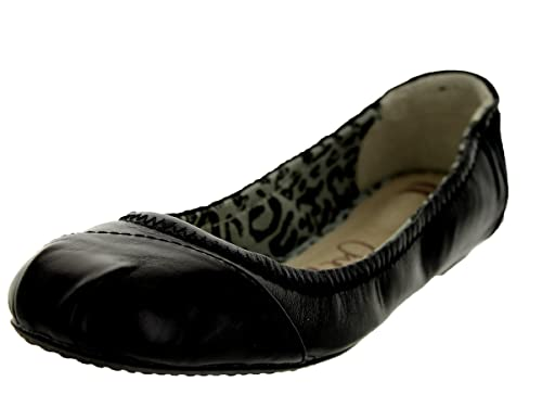 Black Toms With Black Sole Toms Womens Ballet Flat Black