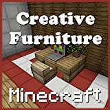Minecraft: Creative Furniture for Amazing Room Designs (Learn How To Furnish Your Rooms in Minecraft!)