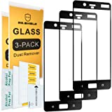 [3-PACK]-Mr Shield For Nokia 8 [Japan Tempered Glass] [9H Hardness] [Full Cover] Screen Protector with Lifetime Replacement Warranty