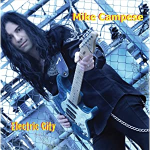 [115]主音吉他手Mike Campese的几张专辑 - cyz542 - 大媽-project