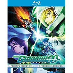 Mobile Suit Gundam 00 Special Edition OVA Blu-Ray Collection [Blu-ray]