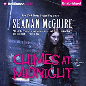Chimes at Midnight: An October Daye Novel, Book 7 | [Seanan McGuire]