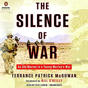 The Silence of War Audiobook