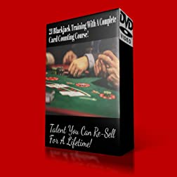 21 Blackjack Training With A Complete Card Counting Course!