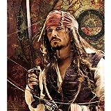 Hallmark - Pirates of the Caribbean 4 Notepads