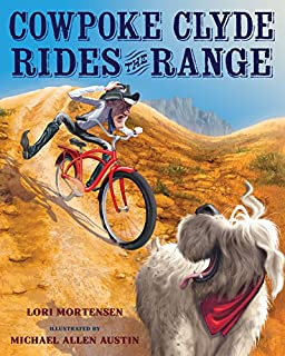 Book Cover: Cowpoke Clyde Rides the Range
