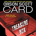 Treasure Box (       UNABRIDGED) by Orson Scott Card Narrated by Stefan Rudnicki