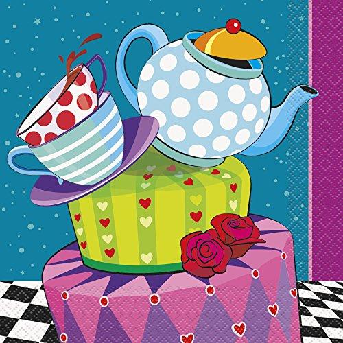 165-cm-chapelier-fou-tea-party-serviettes-en-papier-lot-de-16