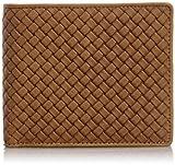 [ミズノ] MIZUNO 二つ折り財布(型押し) 1GJYG00902 59 (USAコルク)