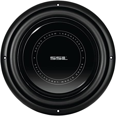 "Sound Storm Laboratories SLP10 Soundstorm 10"" Woofer 800W Max"
