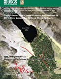 img - for Triggered Surface Slips in Southern California Associated with the 2010 El Mayor-Cucapah, Baja California, Mexico, Earthquake book / textbook / text book