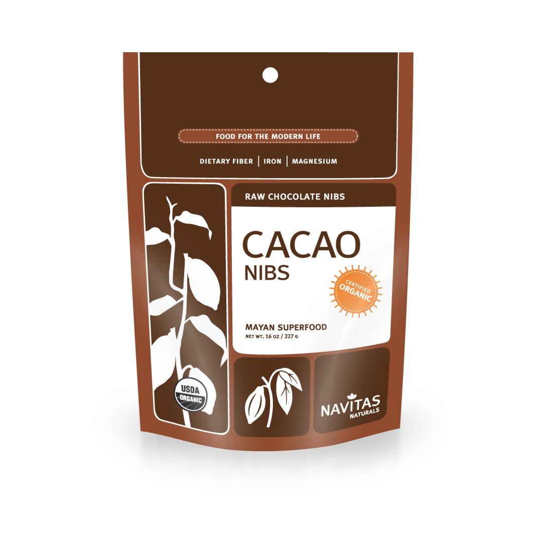 fast metabolism diet, Navitas Naturals Organic Cacao Nibs