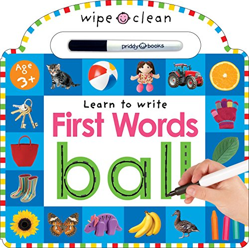 Wipe-Clean-First-Words