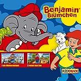 Einsteiger Bundle - Folge 1 Benjamin Blümchen als Wetterelefant & Folge 2 Benjamin Blümchen rettet den Zoo