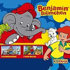 Einsteiger Bundle - Folge 1 Benjamin Bl�mchen als Wetterelefant & Folge 2 Benjamin Bl�mchen rettet den Zoo