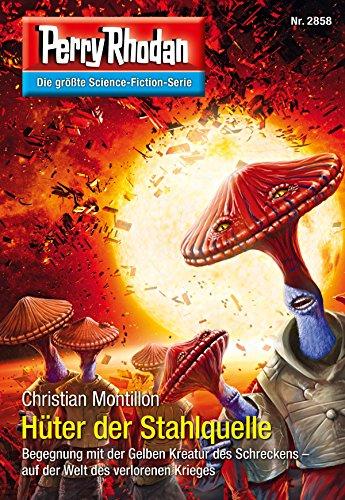 Perry Rhodan 2858: Hüter der Stahlquelle (Heftroman): Perry Rhodan-Zyklus