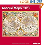 2012 Antique Maps Wall Calendar