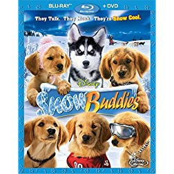 Snow Buddies (Two-Disc Blu-ray/DVD Combo)