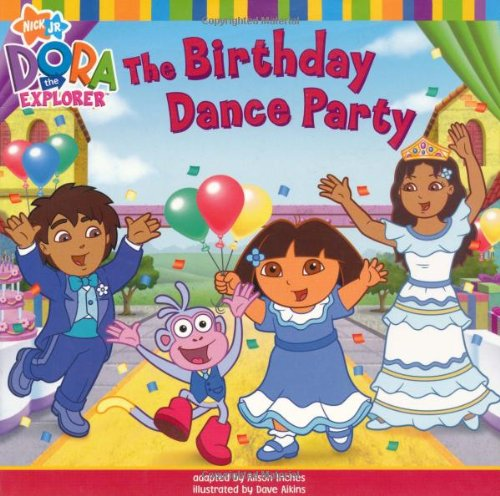 Birthday Dance Party (Dora the Explorer)