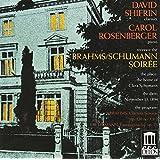 Brahms/Schumann Soiree