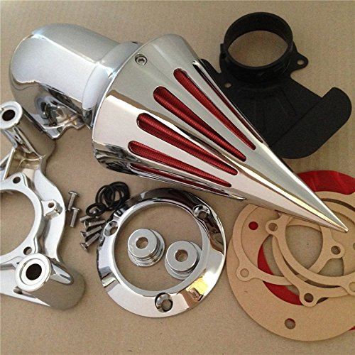 Air Cleaner Kits For 2008-2012 Harley Dyna Electra Glide Flhx Road King Chrome (Harley Road King Air Cleaner compare prices)