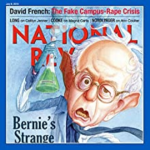 National Review, July 6, 2015 (       UNABRIDGED) by National Review Narrated by Mark Ashby