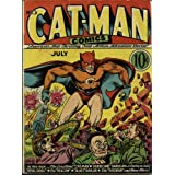 Cat Man Comic Book Issue 3