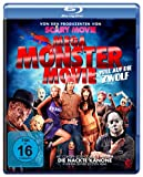 DVD Cover 'Mega Monster Movie (Von den Machern von Scary Movie) [Blu-ray]