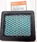 Honda Genuine OEM Air Filter for Honda engines GC135, GC160, GC190, GCV135, GCV160, GCV190, GS190, GSV190, GX100