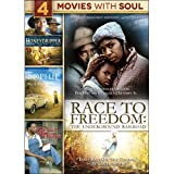 4-Movies With Soul: Honeydripper / Go Tell It on the Mountain / Sophie and the MoonHanger / Race to Freedom: The Underground Railroad