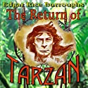 The Return of Tarzan: Tarzan, Book 2 (       UNABRIDGED) by Edgar Rice Burroughs Narrated by David Stifel