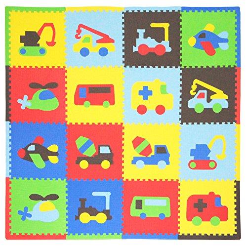 Tadpoles Transport Playmat Set