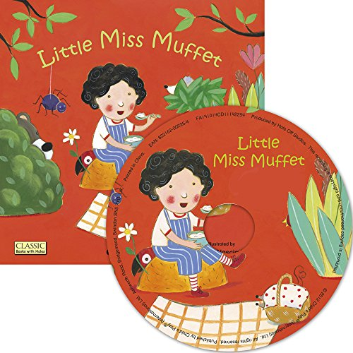 Little Miss Muffet (Classic Books with Holes US Soft Cover with CD)