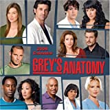 GREYS ANATOMY 2008 WALL CALENDAR