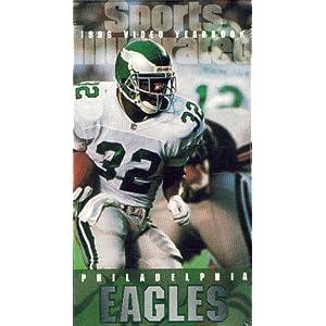Sports Illustrated Philadelphia Eagles 1996 Team Yearbook (1995-96 Season) movie