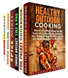 Search : Be a Barbecue Expert Box Set (6 in 1): The Best Healthy Out door Cooking Recipes to Try for Your Next Outdoor Adventure (Campfire Meals & Smoking and Grilling)