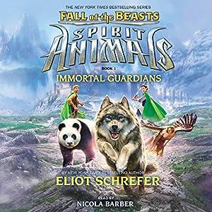 Immortal Guardians Audiobook