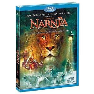 Le monde de Narnia - Chapitre 1 : Le lion, la sorcière blanche et l'armoire magique [Blu-ray]