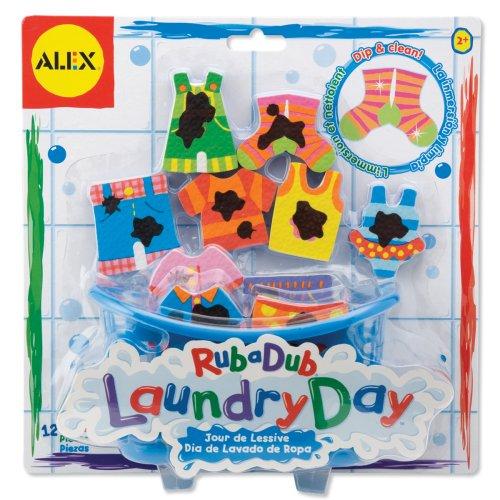 Imagen de Alex Toys Lavandería Día Rubadub Bath Toy