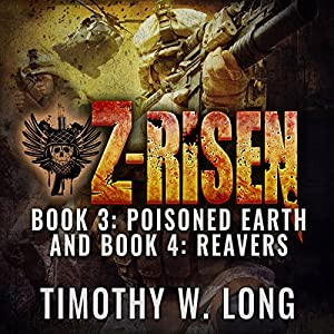 Z-Risen 3: Poisoned Earth Audiobook