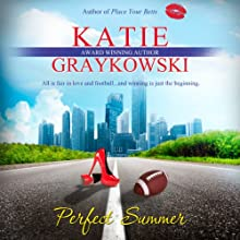 Perfect Summer Audiobook by Katie Graykowski Narrated by Pam Dougherty