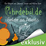 img - for Gefahr aus Atlantis (Ohrdebil.de 1.5) book / textbook / text book