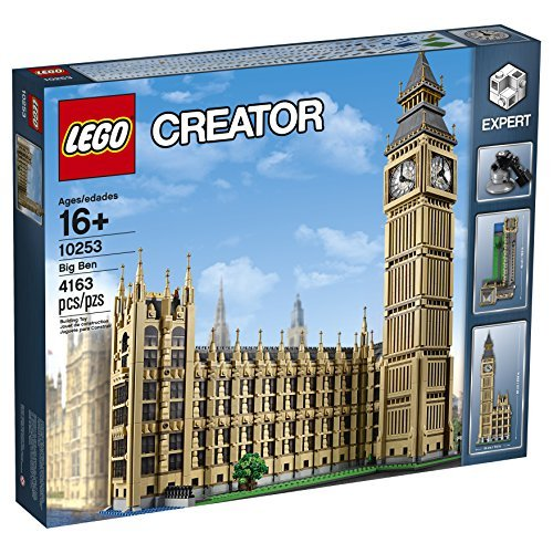 Lego Creator Expert 10253 Big Ben Building Kit By Lego Picture