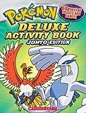 Pokemon Deluxe Activity Book (Johto Edition)