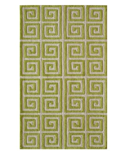 Momeni Bliss Rugs, Apple, 2' x 3'