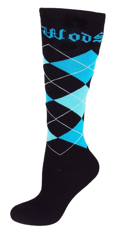 MOXY Socks Knee-High Argyle WOD Sox CrossFit Socks