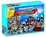 Playmobil Navidad - Calendario de bomberos (5495)