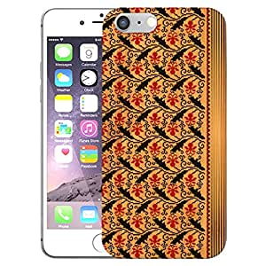 Digione Real Shockproof Dual Layer Bamboo Wood show stop Series Back Cover Case For Apple iPhone 6 6s BK-893