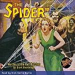 Spider #21 June 1935 | Grant Stockbridge, RadioArchives.com