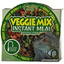 San Francisco Bay Brand SSF71901 0.16-Ounce Healty Herp Veggie Mix Instant Meal, Large